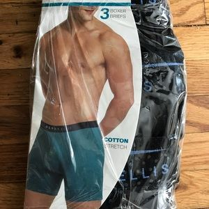 Perry Ellis Portfolio Men's Boxer Briefs size L